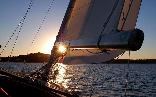 In barca a vela tu ed il mare se viaggiassi for Accessori per barca a vela