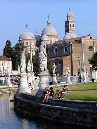 Padova prato del Valle