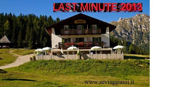 montagna last minute