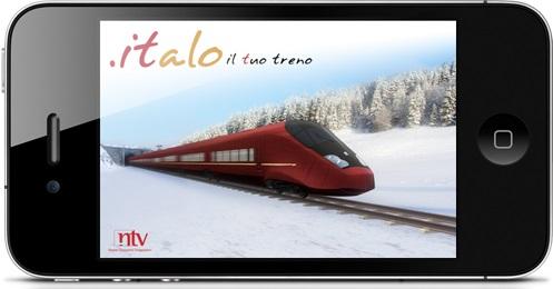 Italo su app store