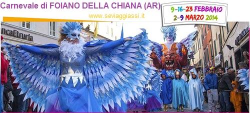 carnevale 2014 di foiano della chiana