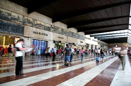 Stazione ferroviaria Firenze Santa Maria Novella