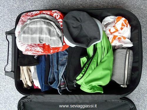 Come fare la valigia se viaggiassi - Quante valigie si possono portare in aereo ...