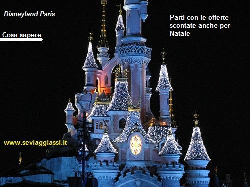 Cosa sapere per la tua gita a Disneyland Paris