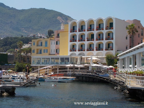 Ischia, Hotel Regina Isabella