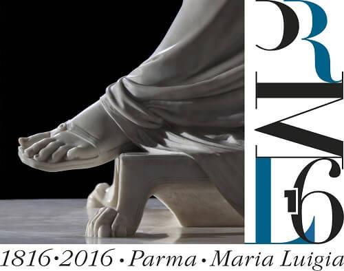 Logo progetto Bicentenario Maria Luigia d'Asburgo a Parma