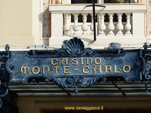 Gita al Casino di Montecarlo
