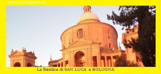 la basilica di San Luca - Bologna