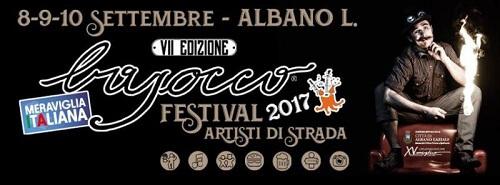 Bajocco festival artisti di strada