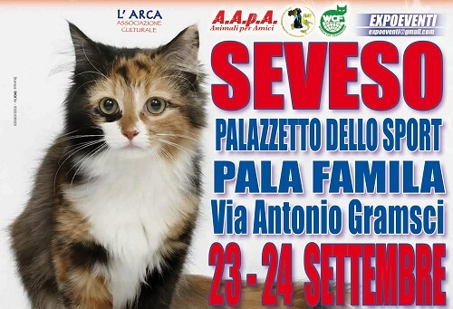 expo felina Seveso