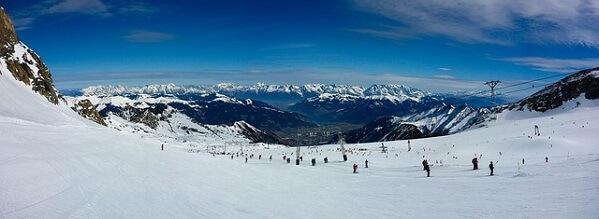 salisburgo pista di sci