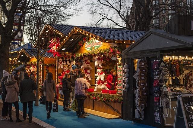 Trova il tuo mercatino di Natale