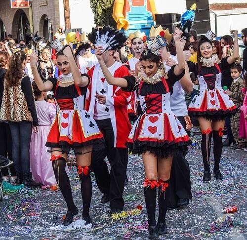 Corsi mascherati Carnevale 2018