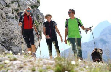 Vacanze in montagna super con +card holiday delle Alpi Giulie