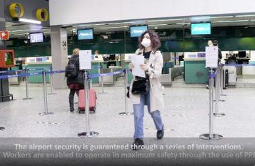 Covid19 ed aeroporti: Malpensa e Linate sono sicuri